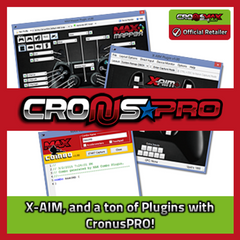 CronusPro X-AIM and more Plugins
