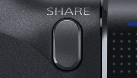 PS4 DualShock 4 Share Button