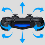 PS4 DualShock 4 Motion Sensors