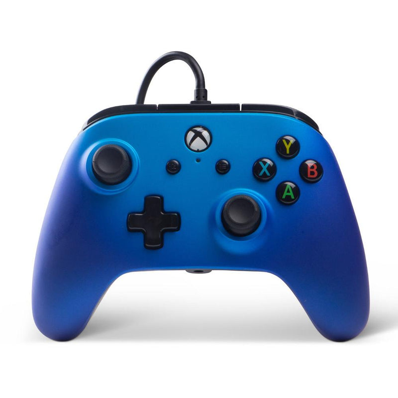 Xbox One Enhanced Wired Controller (Sapphire Fade) Controllers PowerA