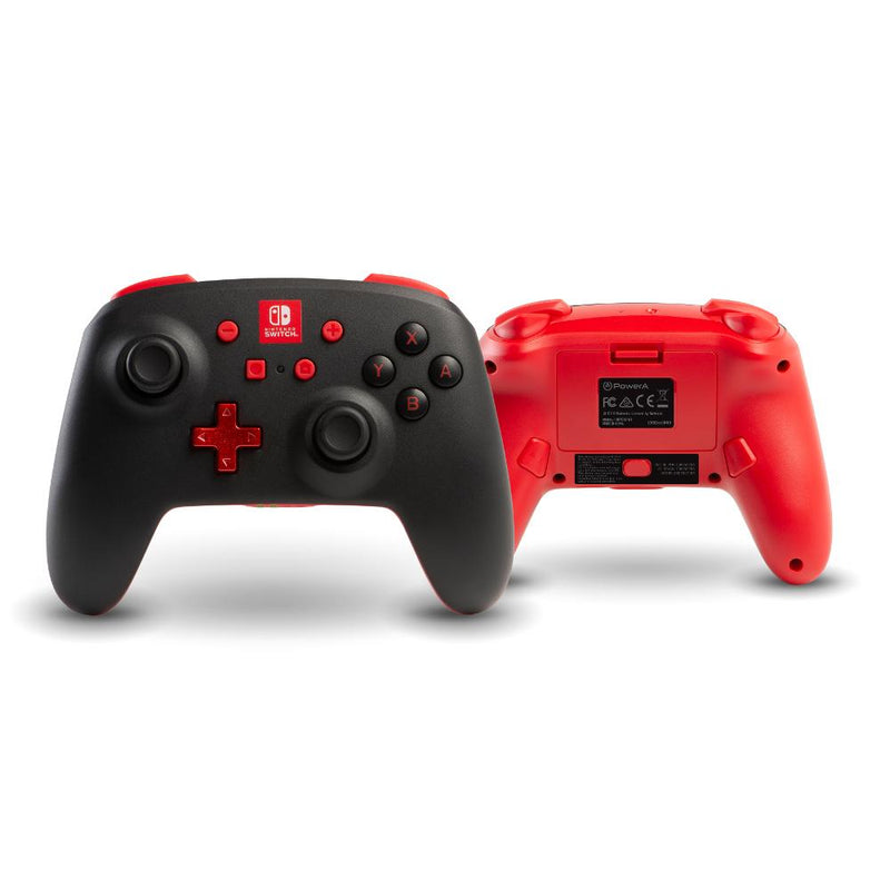 Nintendo Switch Enhanced Wireless Controller (Black) Controllers PowerA