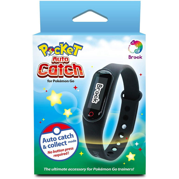 Brook Pocket Auto Catch Bluetooth Wristband for Pokemon Go