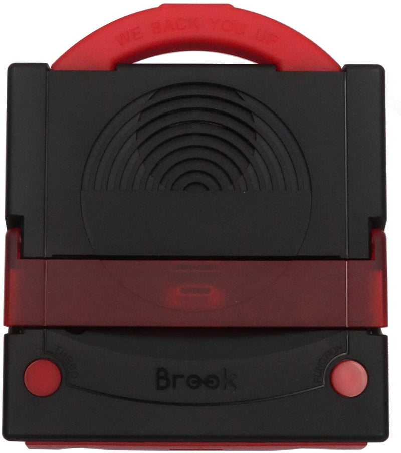 Brook Power Bay Crimson Portable Charging Dock for Nintendo Switch