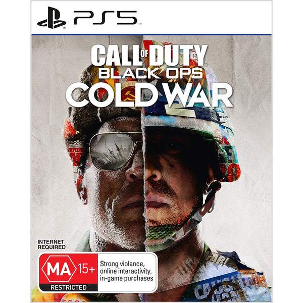 Call of Duty Black Ops Cold War (PS5)