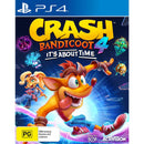 Crash Bandicoot 4 It's About Time (PS4)