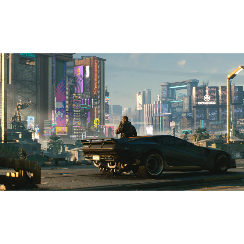 Cyberpunk 2077 Day One Edition (PS4) [PRE-ORDER] (Release Date: Thursday 16/4/20)