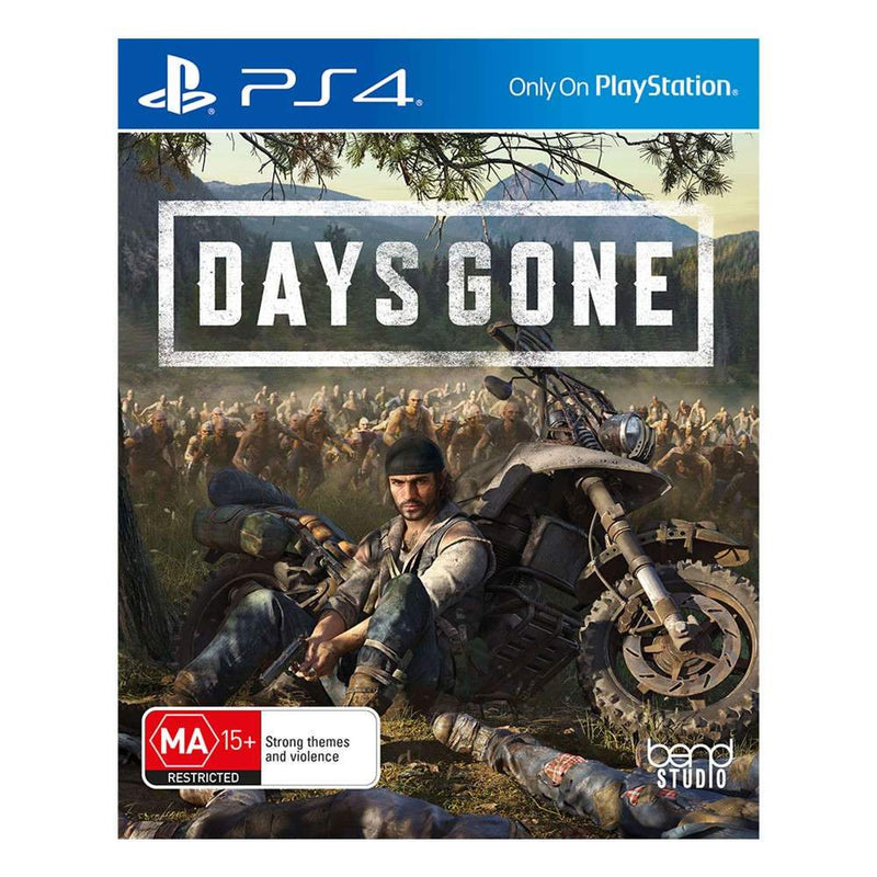 Days Gone (PS4) Games Sony Interactive Entertainment