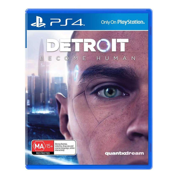 Detroit: Become Human (PS4) Games Sony Interactive Entertainment