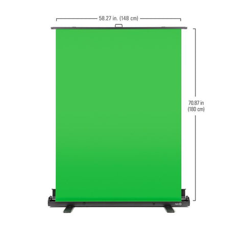 Elgato Green Screen (Collapsible Chroma Key Panel)