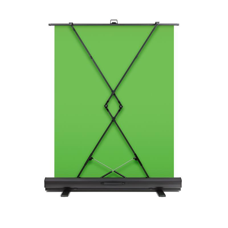 Elgato Green Screen (Collapsible Chroma Key Panel) Streaming Gear Elgato