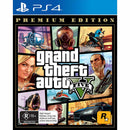 Grand Theft Auto V Premium Edition (GTA 5) (PS4)