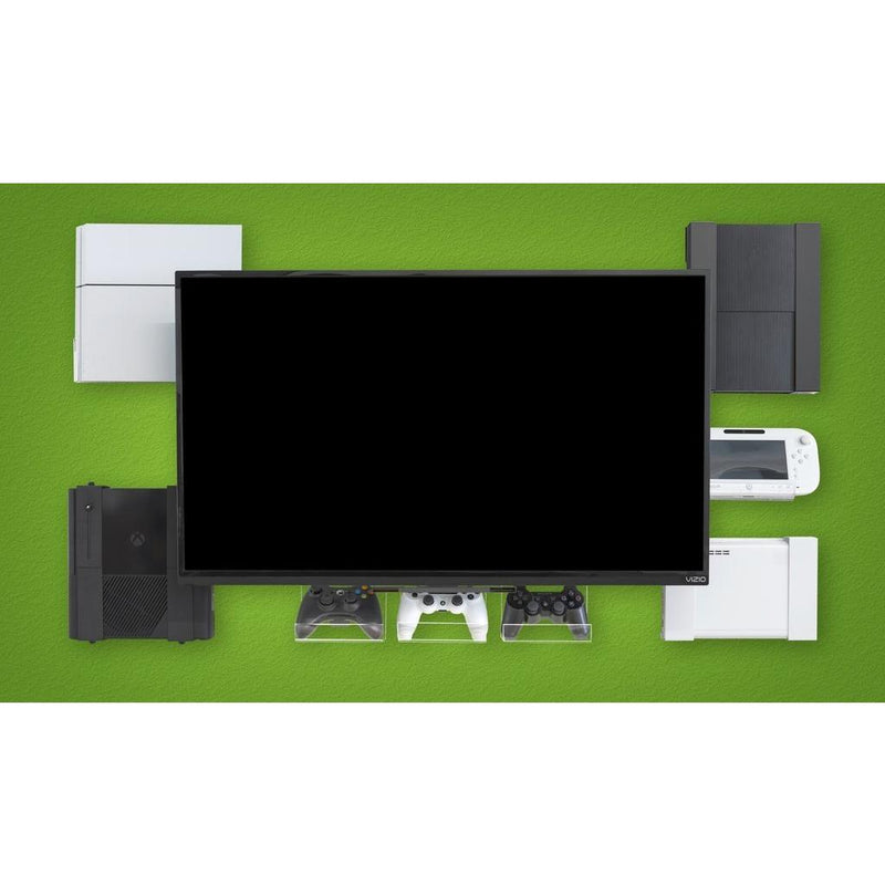 HIDEit 4 PlayStation 4 (PS4) Vertical Wall Mount Bracket (White/Black) Console Accessories HIDEit