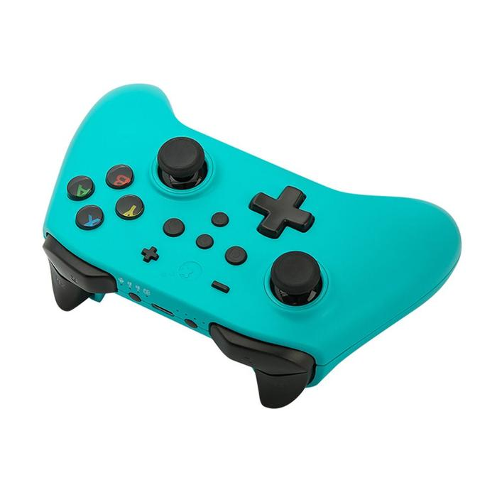 Gulikit KingKong Wireless Controller for Nintendo Switch/PC (Turquoise Blue) NS08