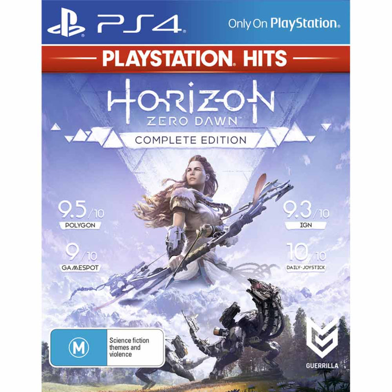 Horizon Zero Dawn Complete Edition (PlayStation Hits) (PS4)