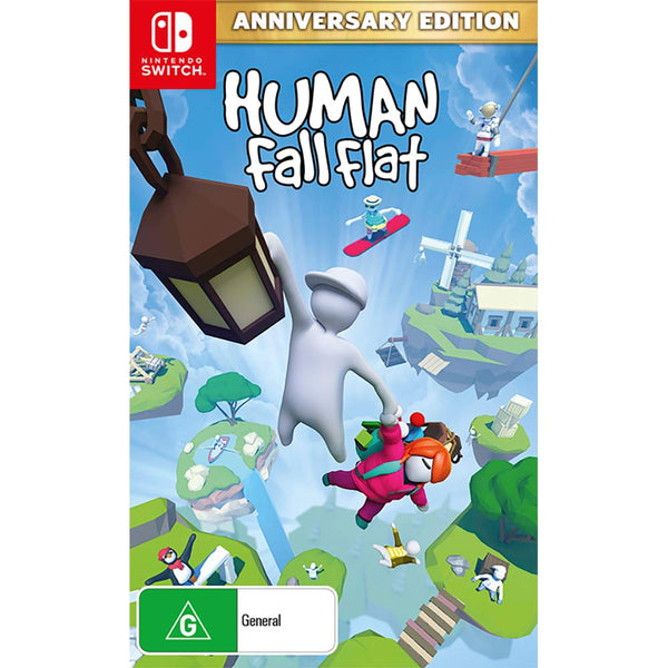 Human Fall Flat Anniversary Edition (Nintendo Switch)