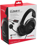 HyperX Cloud II Pro Gaming Headset Gun Metal (PC)