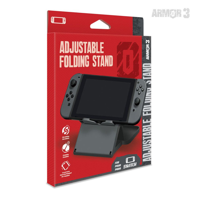 Hyperkin Armor3 Adjustable Folding Stand For Nintendo Switch