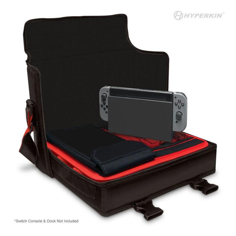 Hyperkin Polygon Nintendo Switch The Rook Travel Bag
