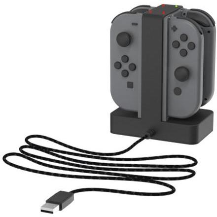 Nintendo Switch Joy-Con PowerA Charging Station Chargers & Docks PowerA