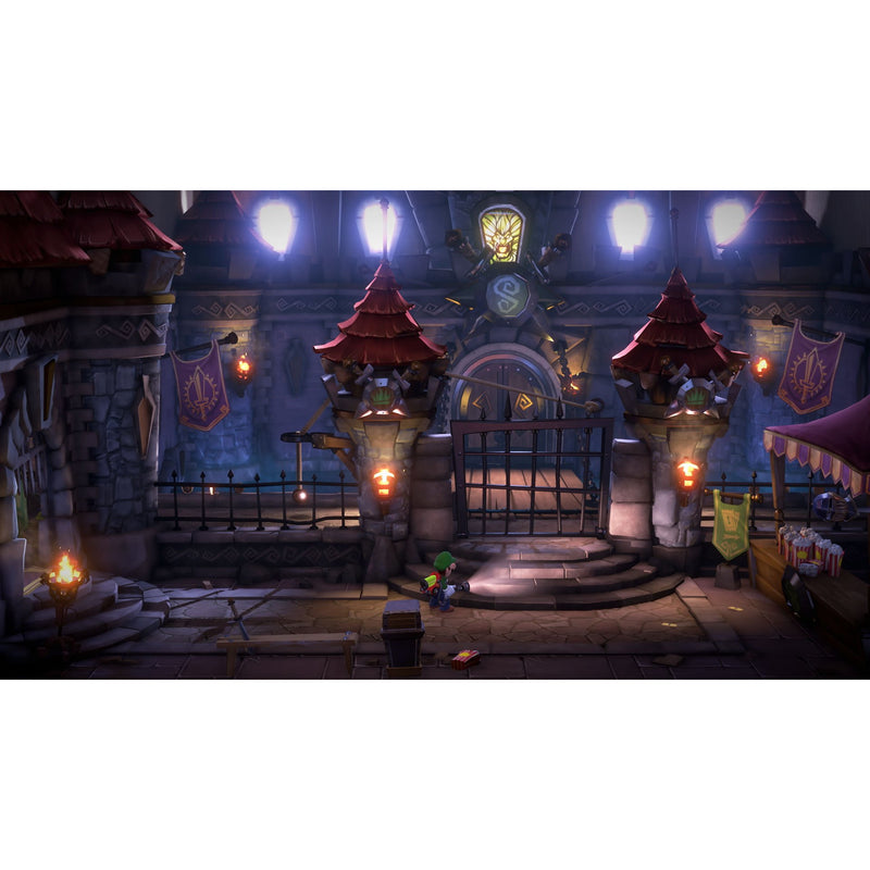 Luigi's Mansion 3 (Nintendo Switch)