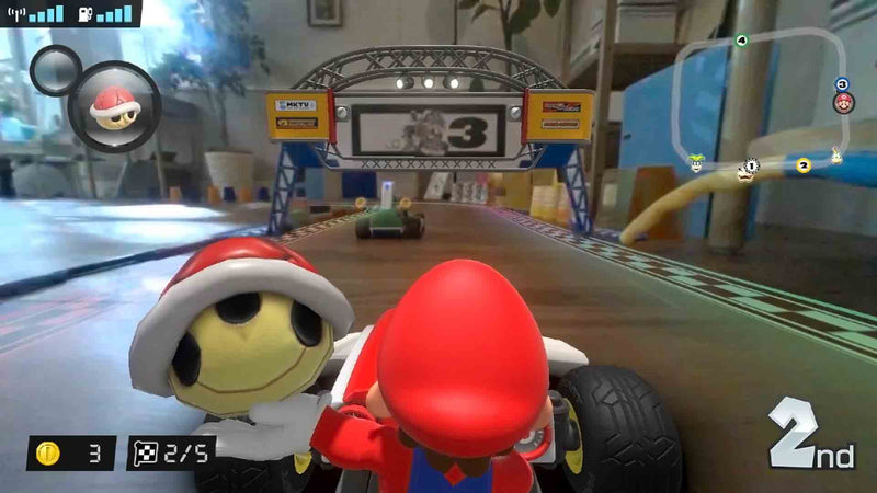 Mario Kart Live: Home Circuit (Mario Set) (Nintendo Switch)