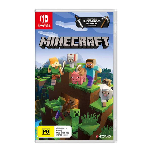 Minecraft (Nintendo Switch) Games Mojang