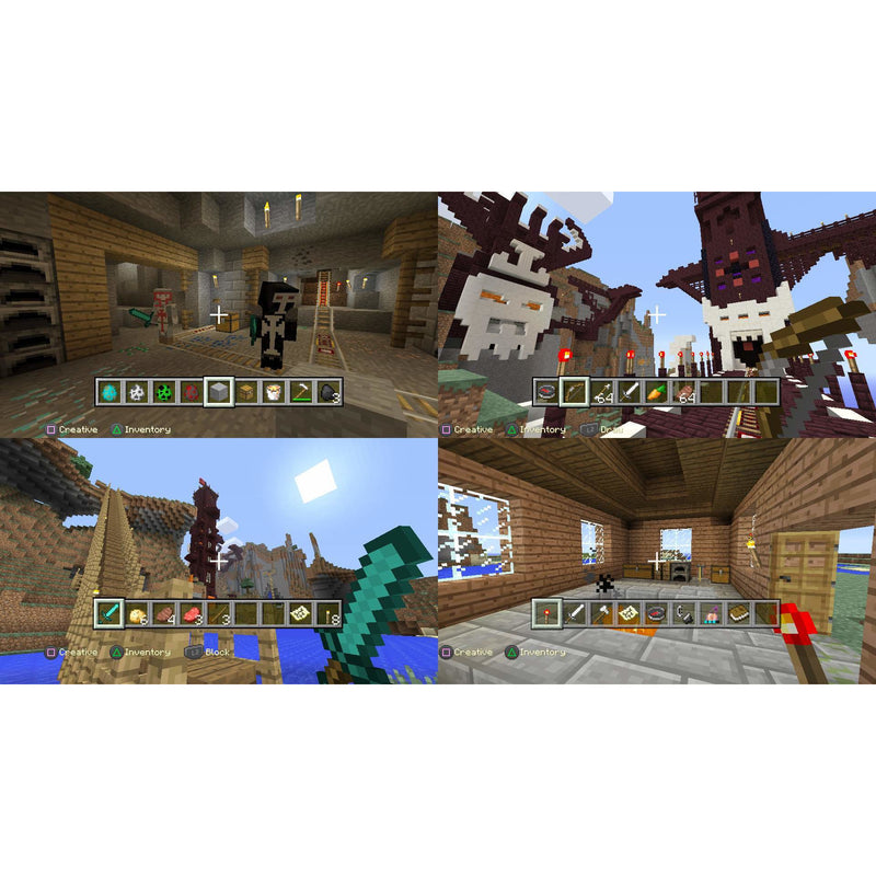 Minecraft Starter Collection (PS4)