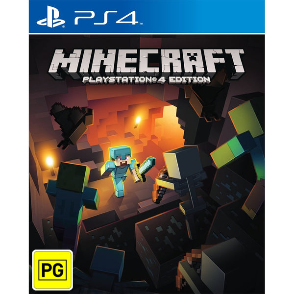 Minecraft PlayStation 4 Edition (PS4)