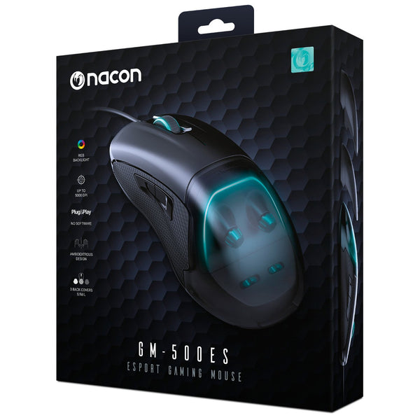 Nacon GM-500ES Esport Optical Gaming Mouse (PC)