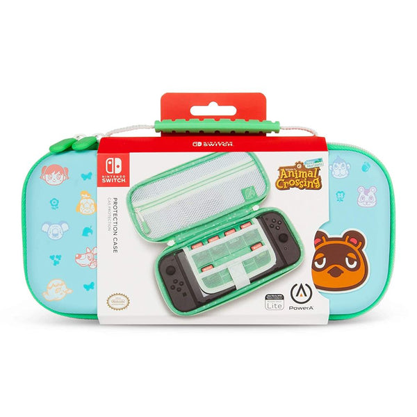 Nintendo Switch Animal Crossing Tom Nook PowerA Protection Case