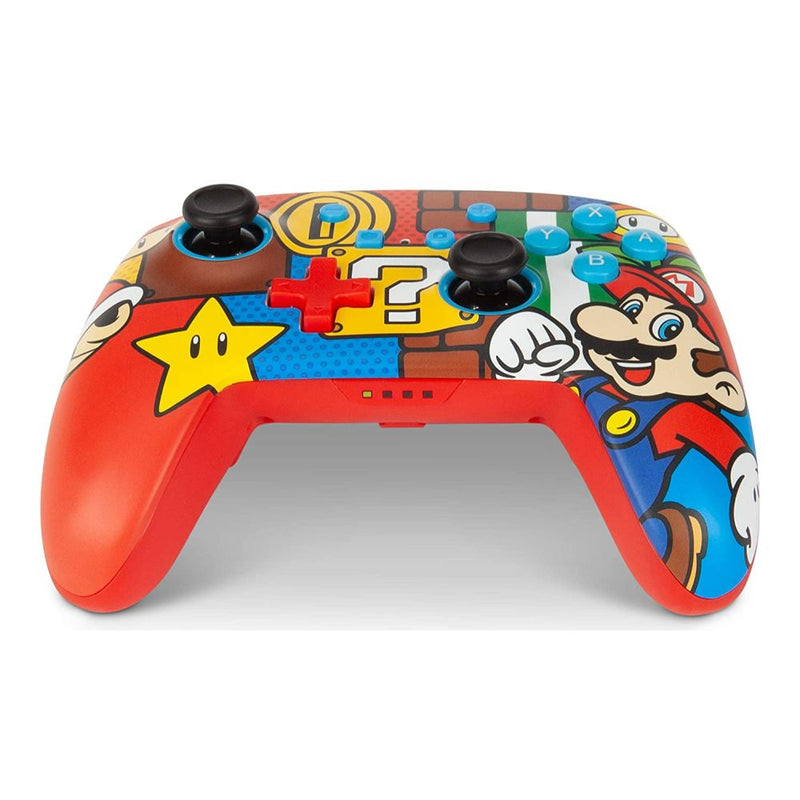 Nintendo Switch Enhanced Wireless Controller (Super Mario Pop)
