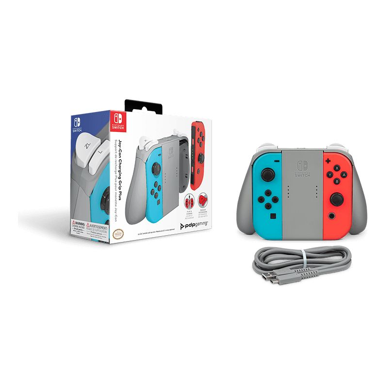 Nintendo Switch PDP Joy-Con Charging Grip Plus