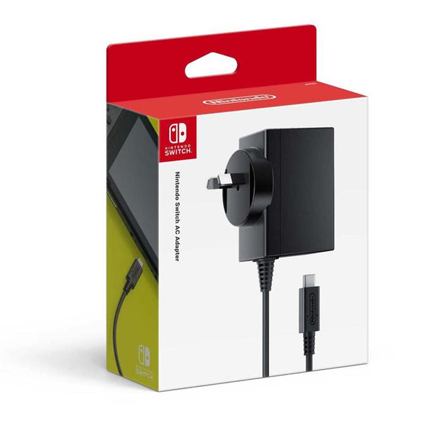 Nintendo Switch AC Power Adapter Chargers & Docks Nintendo
