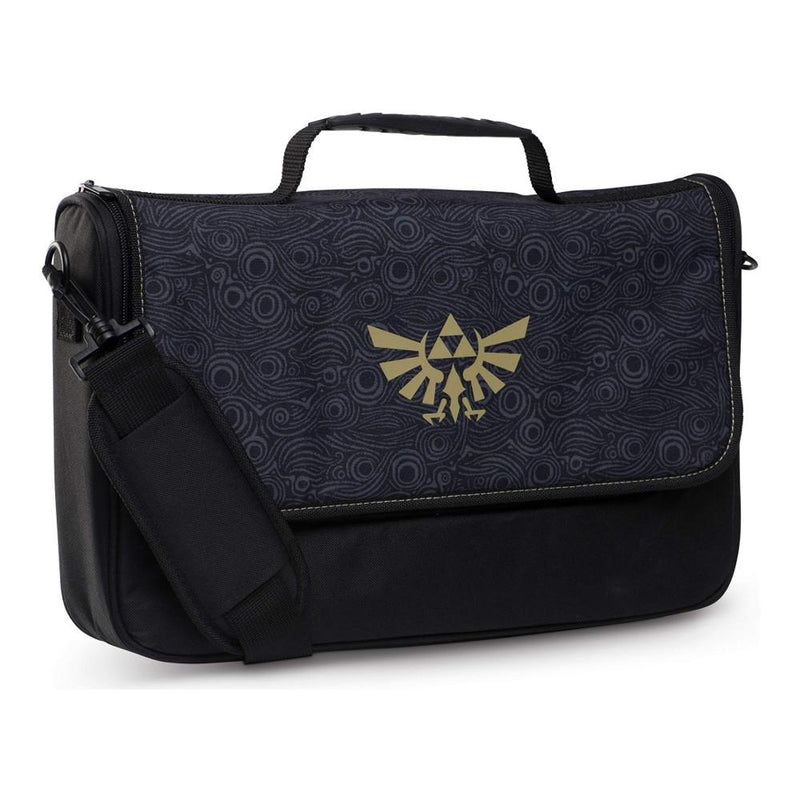 Nintendo Switch Everywhere Messenger Bag – Zelda: Breath of the Wild Edition Bags & Cases PowerA