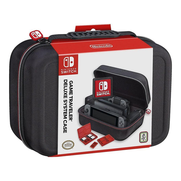 Nintendo Switch Game Traveller Deluxe Travel Full System Case