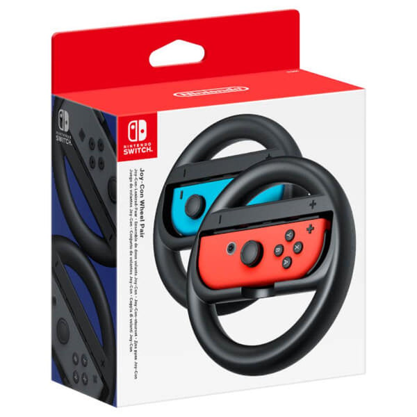 Nintendo Switch Joy-Con Wheel Pair Accessory (Set of 2)