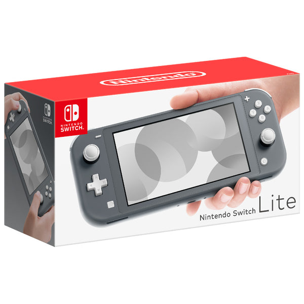 Nintendo Switch Lite Console (Grey)