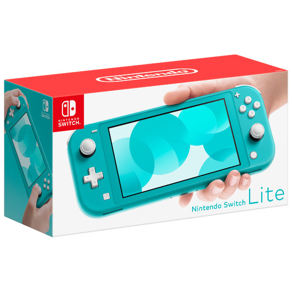 [PRE-ORDER] Nintendo Switch Lite Console (Turquiose) (Release Date: Friday 20/9/19)