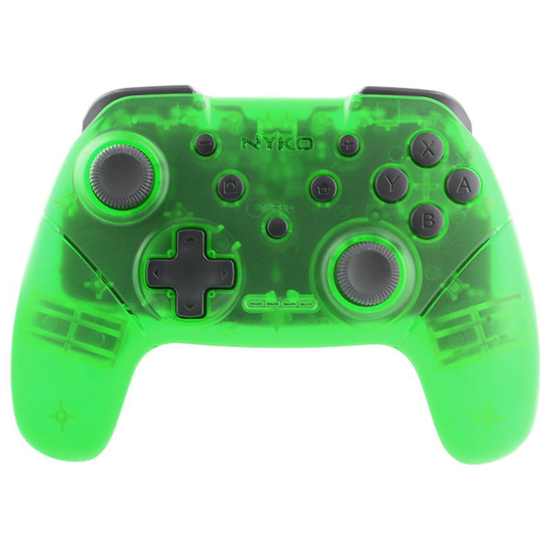 Nyko Wireless Core Controller (Green) (Nintendo Switch)