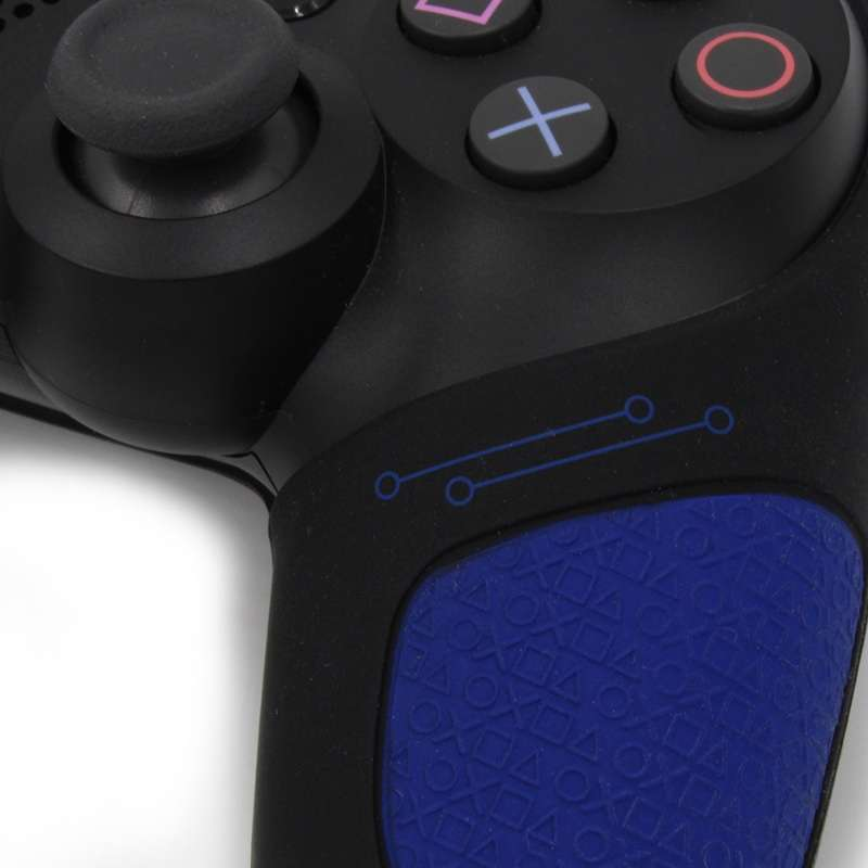 Official Silicone Anti-Slip Comfort Grip for PS4 DualShock 4 Controller (Duo Pack)