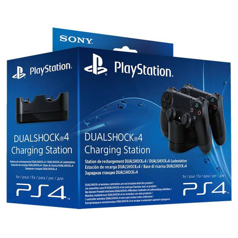 PS4 DualShock 4 Controller Dual Charging Station/Dock (PlayStation 4)