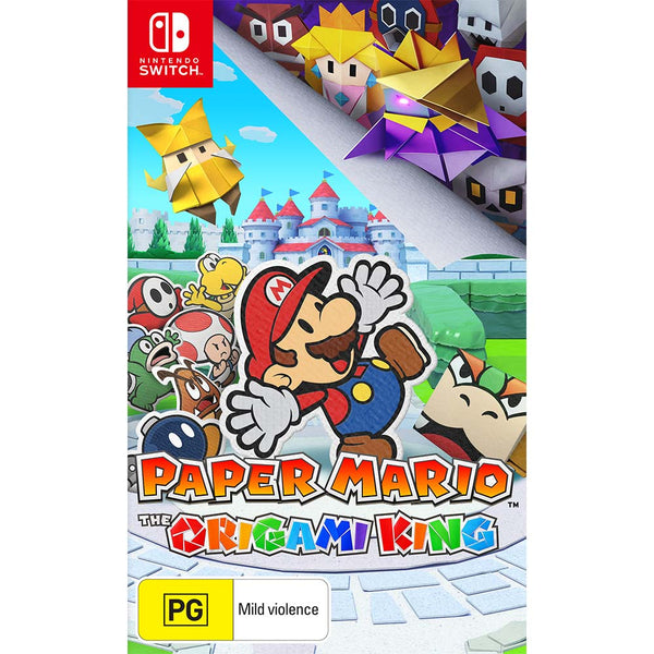 Paper Mario: The Origami King (Nintendo Switch) [PRE-ORDER] (Release Date: Friday 17/07/20)
