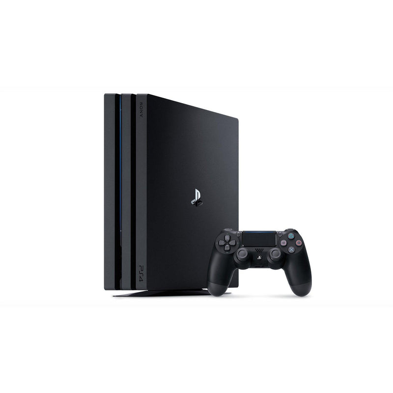 Sony PS4 PlayStation 4 Pro 1TB Console (Jet Black) Console PlayStation