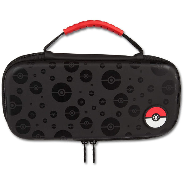 PowerA Poke Ball Pokemon Black Protection Case for Nintendo Switch