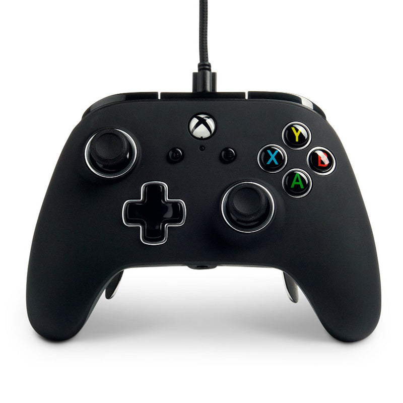 PowerA Fusion Pro Wired Controller Black (Xbox One/PC)