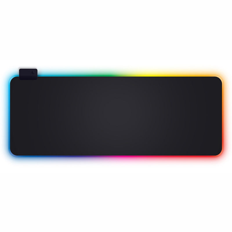 Powerwave RGB XL Gaming Mouse Pad Black