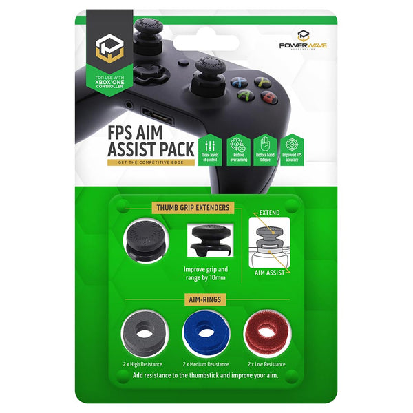 Powerwave Xbox One Controller FPS Aim Assist Pack