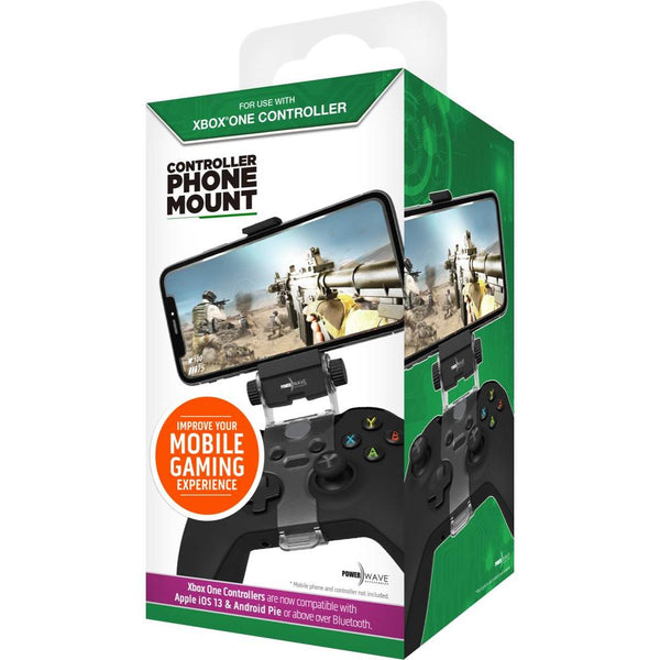 Powerwave Xbox One Controller Phone Mount