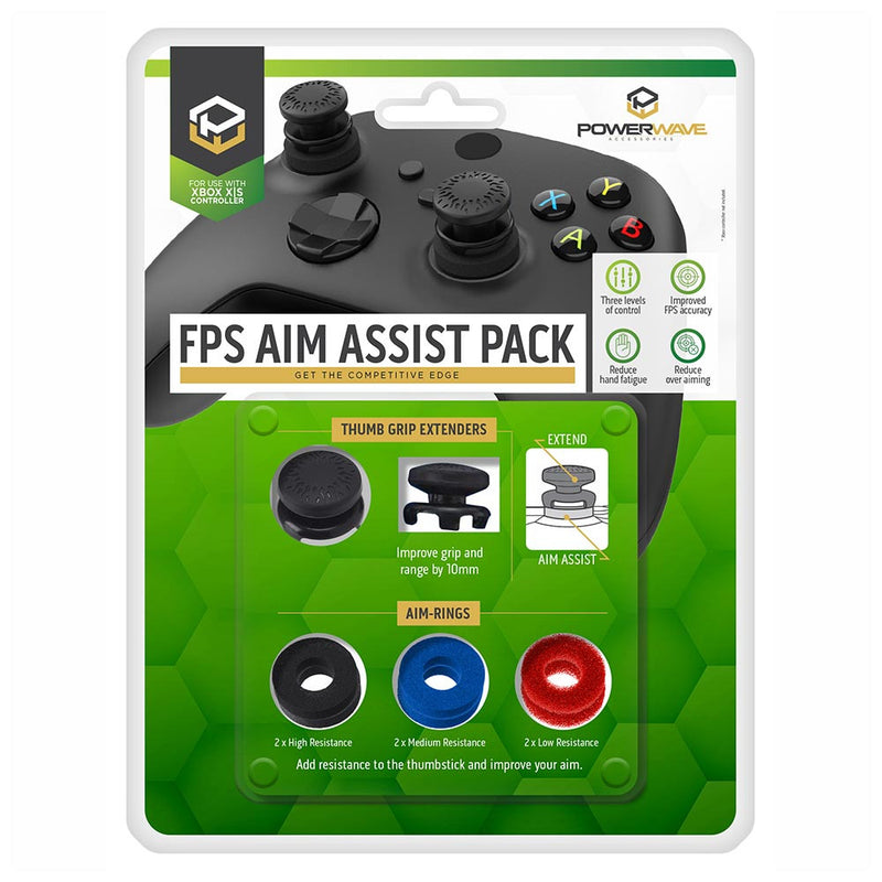 Powerwave Xbox Series X|S Controller FPS Aim Assist Pack