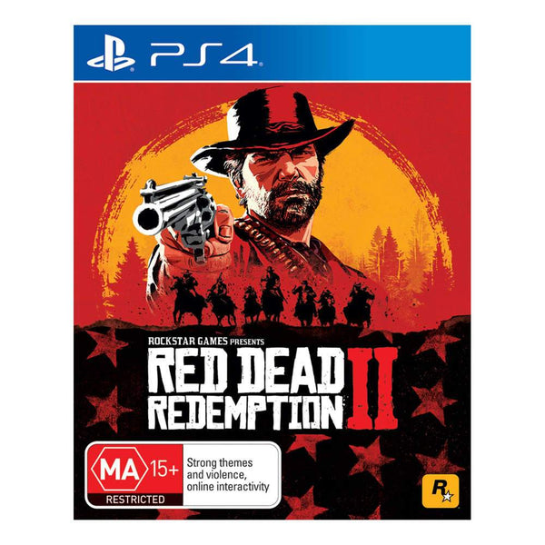 Red Dead Redemption II (PS4) Games Rockstar Games